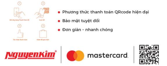 Nguyễn Kim sử dụng hình thức thanh toán không tiền mặt khác để khách hàng có những trải nghiệm tuyệt vời hơn