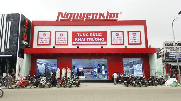 TTMS Nguyễn Kim Huế đã sẵn sàng phục vụ quý khách hàng