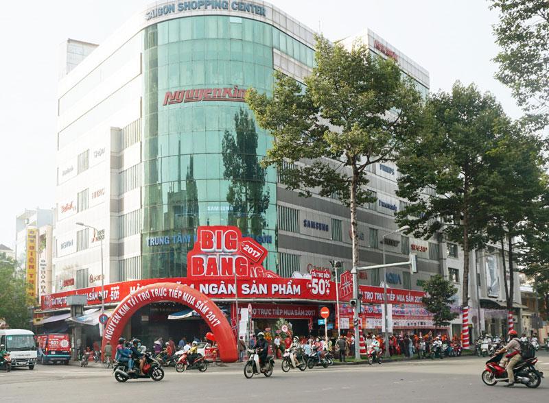 Nhiều chương trình khuyến mãi hấp dẫn sắp diễn ra tại TTMS Nguyễn Kim Quận 1, bạn đừng bỏ lỡ