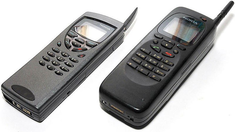 Nokia 9000 có thiết kế độc đáo