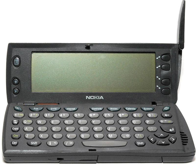 Nếu so mức giá ở thời điểm đó thì Nokia 9000 còn có giá cao hơn iPhone X