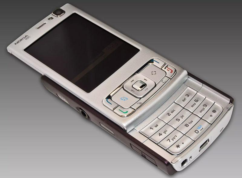 Nokia N95 thành công vang dội trong 1 năm
