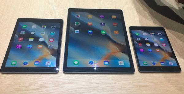 iPhone có FaceID, iPad Pro nhiều khả năng cũng sẽ được trang bị tính năng hiện đại này
