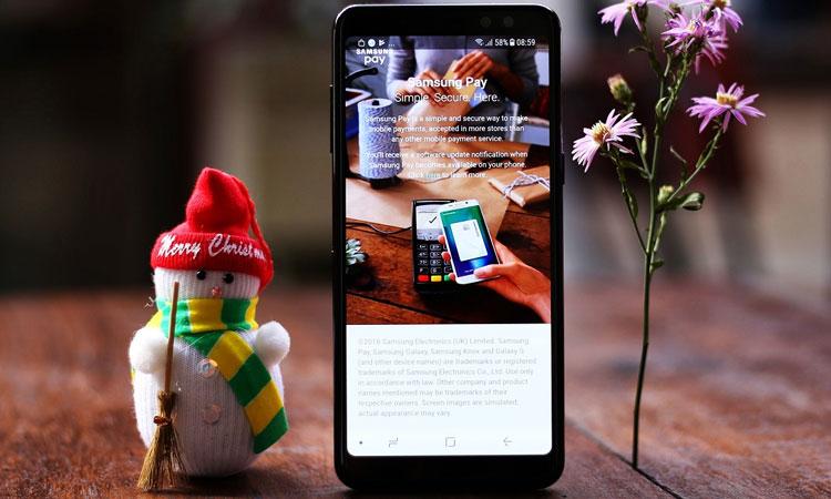 Trải nghiệm thanh toán theo phương thức mới với Samsung Pay