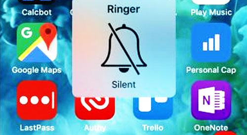 Bạn cũng có thể chọn cách tắt âm thanh khóa tạm thời