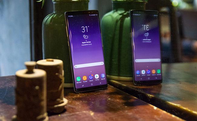 Cấu hình mạnh mẽ, tính năng hiện đại nổi bật trên dòng Galaxy Note vẫn được tích hợp trên phiên bản này