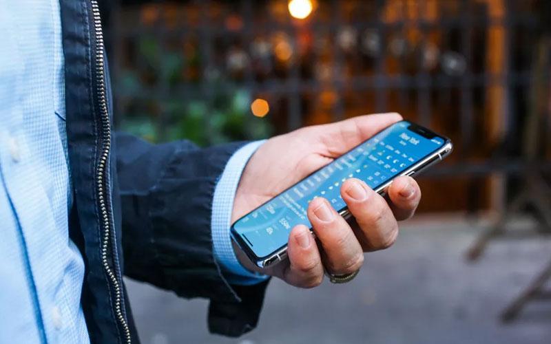 Điện thoại sử dụng bộ nhớ trong phổ biến nhất hiện nay chính là iPhone
