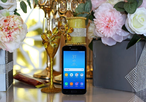 Giảm đến 700.000 khi mua Galaxy J2 Pro trong 3 ngày cuối tuần (26 - 27 - 28/01/2018)