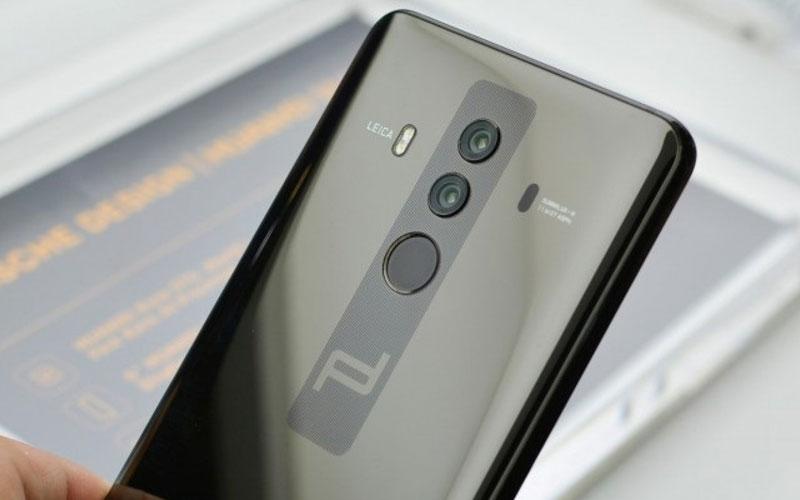 Huawei phối hợp với Porsche tạo ra chiếc điện thoại Mate 10 Pro Porsche Design