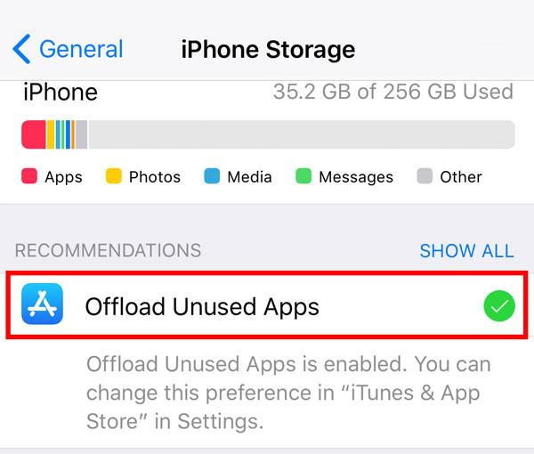 Hãy xóa những ứng dụng không cần thiết để iPhone của bạn không bị chiếm bộ nhớ oan uổng