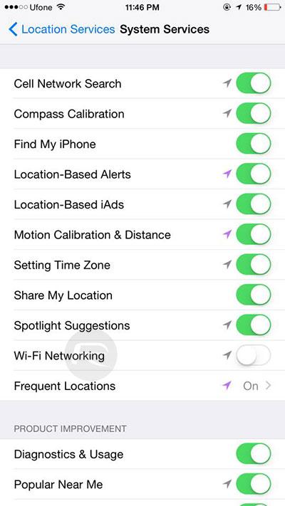 Có thể do dịch vụ bên thứ 3 đang làm ảnh hưởng đến việc sử dụng App Store của bạn đấy, hãy vô hiệu hóa nó ngay
