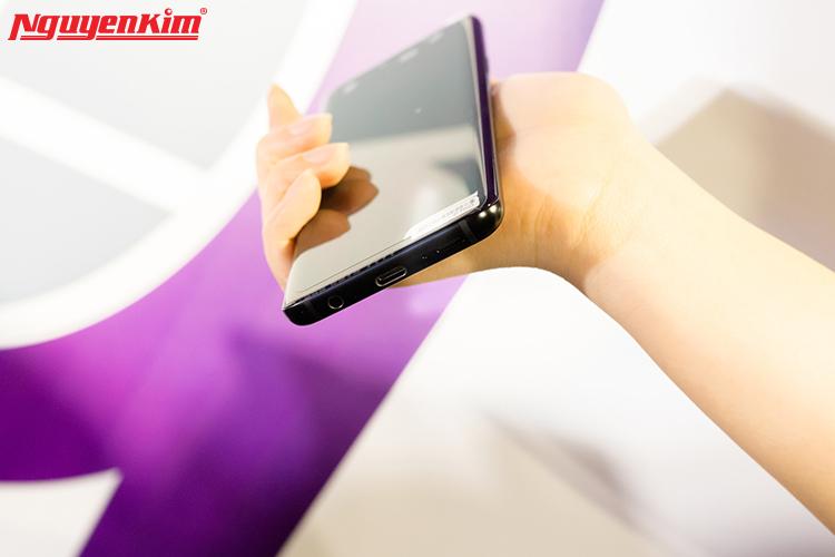 Công nghệ bảo mậtSamsung Knox dành cho khách hàng cá nhân và doanh nghiệp vẫn sẽ được trang bị trên Galaxy S9/S9+.