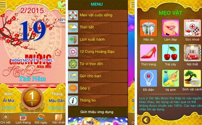Ứng dụng xem ngày giờ nhiều người Việt cài trên điện thoại cực kỳ nguy hiểm!