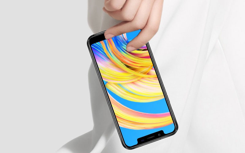 """""""Tai thỏ"""" ra đời chính là tất yếu khách quan cho một giải pháp bố trí các cảm biến ở mặt trước điện thoại"""