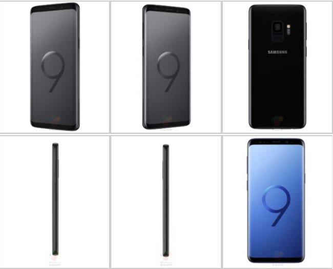 Loa stereo sẽ được tích hợp trên Galaxy S9