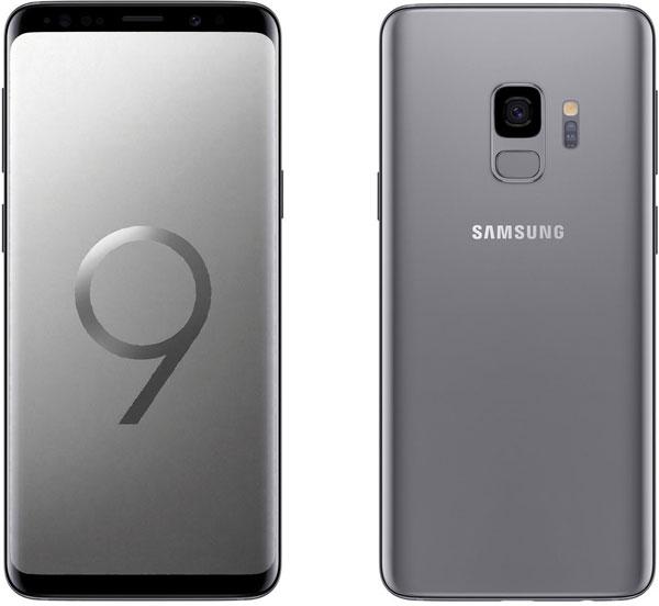 """Galaxy S9/S9+ sẽ trông thật thanh thoát khi khoác trên mình """"lớp áo"""" màu xám độc đáo"""
