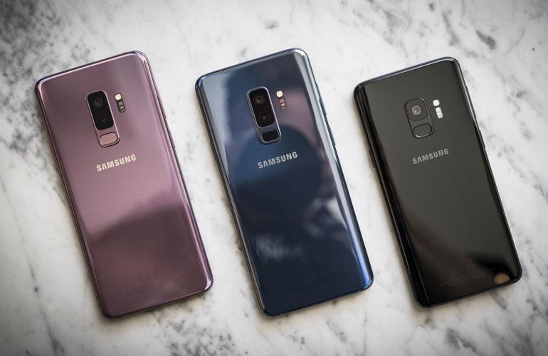 """Giải thưởng """"Best New Connected Device"""" đã thuộc về Galaxy S9+"""