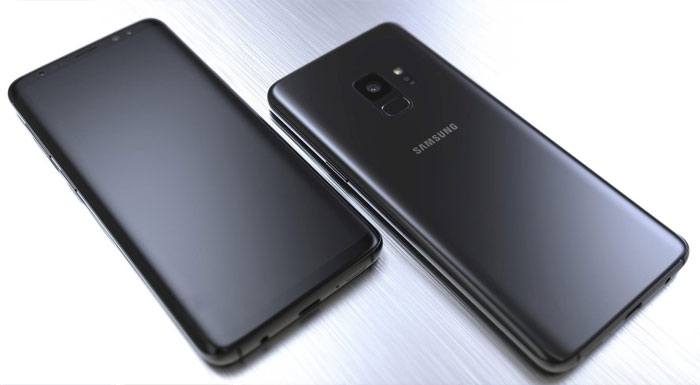 Màn hình vô cực sẽ được trang bị trên Galaxy S9/S9+