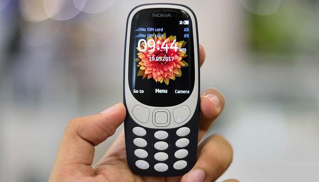 """Nokia 3310 đánh dấu bước hồi sinh của những chiếc điện thoại """"nồi đồng cối đá"""" của hãng"""