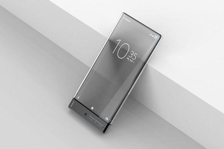"""Nếu chiếc điện thoại mới của Sony thế này chắc hẳn bạn sẽ """"mất hồn"""" với vẻ đẹp của thiết bị thôi!"""