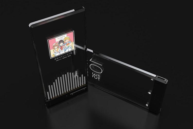 Vừa nhìn vào ai cũng phải trầm trồ với vẻ đẹp của chiếc điện thoại Sony này