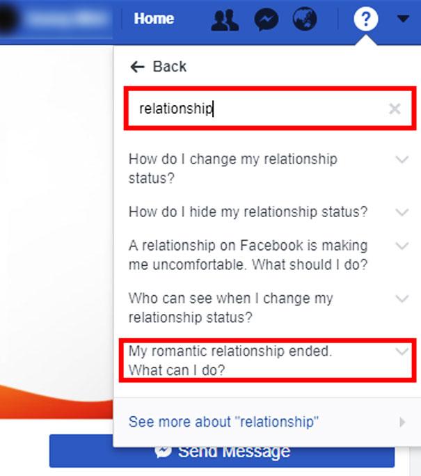 """Thử gõ từ khóa tiếng Anh """"relationship"""" vào, ra ngay lựa chọn """"Làm gì khi chia tay?"""" ở bên dưới"""