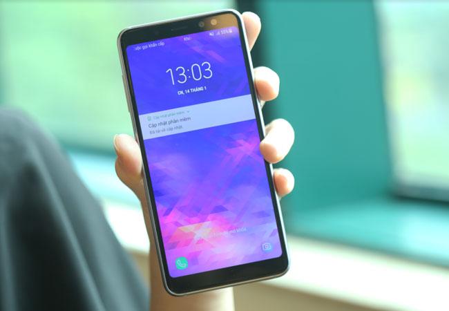 Galaxy A8/A8+ - một trong những bộ đôi smartphone được yêu thích