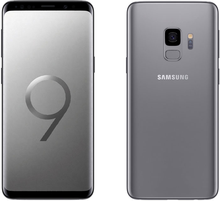 Galaxy S9/S9+ khắc phục điểm chưa hoàn thiện trên Galaxy S8