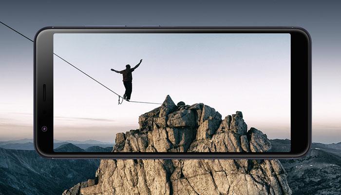 Màn hình chiếm đến 80% điện thoại cho bạn trải nghiệm hình ảnh thêm phần thú vị