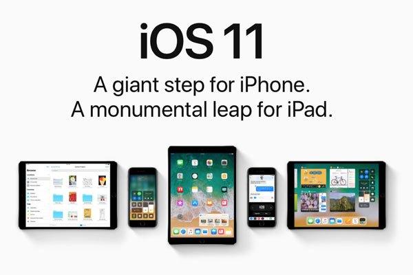 Bản cập nhật chính thức của iOS 11 đã trình làng và nhận được phản hồi tốt từ iFan