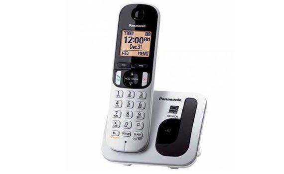 Điện thoại không dây Panasonic KXTGC212CX khả năng kết nối mở rộng