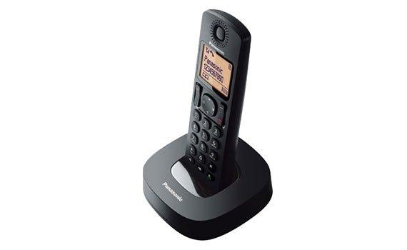 Điện thoại bàn Panasonic KXTGC312CX sở hữu danh bạ tiện lợi
