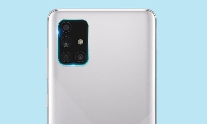 Điện thoại Samsung Galaxy A51 128GB Trắng - Bộ 4 camera đỉnh cao