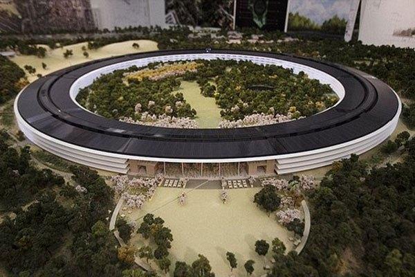 Chắc chắn bất kì ai cũng sẽ muốn được đặt chân vào nơi quy mô như thế này của Apple