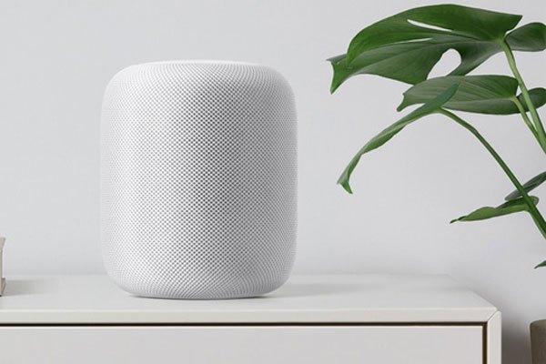 Tuy đã được trình làng nhưng chỉ đến cuối năm nay, Apple mới  chính thức cho loa HomePod lên kệ