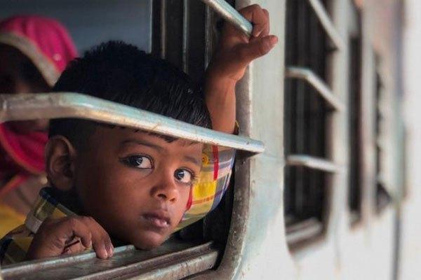 Bức ảnh em bé của tiểu bang Rajasthan được chụp bởi iPhone 8 Plus