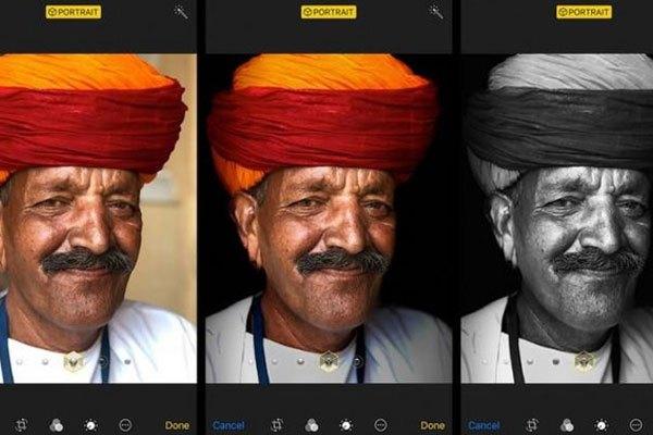 Vừa xóa phông, vừa có thể chỉnh filter tùy thích nhờ chế độ chụp đa dạng của Portrait Mode trên iPhone 8 Plus