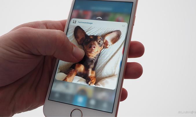 iPhone 6S Gold 32GB chụp ảnh siêu sắc nét