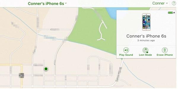Một bản đồ hiển thị chiếc iPhone của bạn hiện đang ở đâu sẽ xuất hiện, hãy lên đường đi tìm nó.