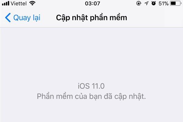 Cập nhật iOS 11 Beta 7 để trải nghiệm những điều mới mẻ