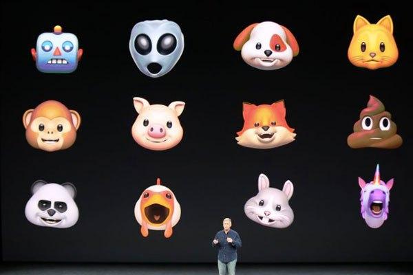12 emoji đa dạng và độc đáo đang chờ bạn trải nghiệm trên iPhone X đấy!