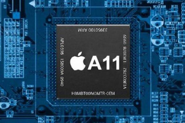 Chip A11 Bionic trên iPhone X mạnh mẽ và tiết kiệm năng lượng
