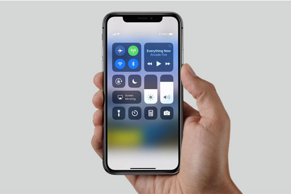 Bạn sẽ không phải chờ đợi khi thao tác trên iPhone X nhờ độ nhanh nhạy tiên tiến