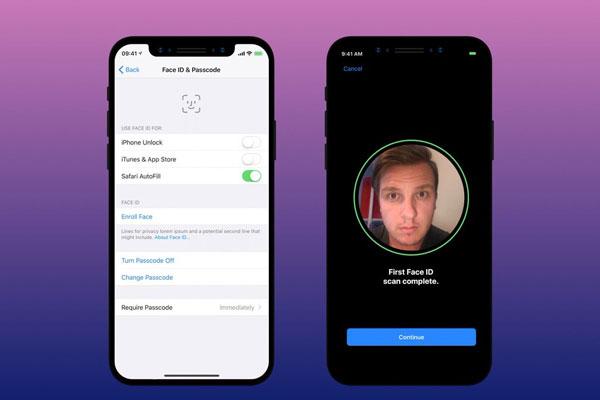 Face ID đã góp phần nâng tầm bảo mật của iPhone X lên tầm cao mới