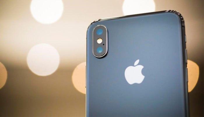 Cụm camera kép của iPhone X độ phân giải 12MP