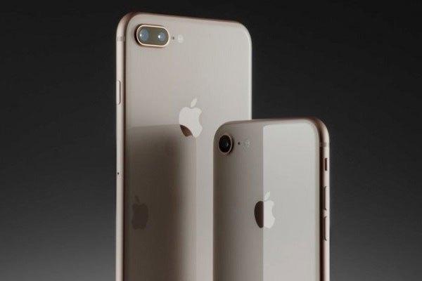 Ngoại hình bằng kính của iPhone 8 và 8 Plus tạo vẻ sang chảnh và hiện đại cho người sử dụng