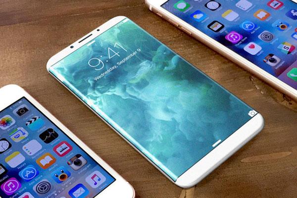 """Chiếc iPhone ra mắt vào năm sau sẽ có màn hình """"khủng""""?"""