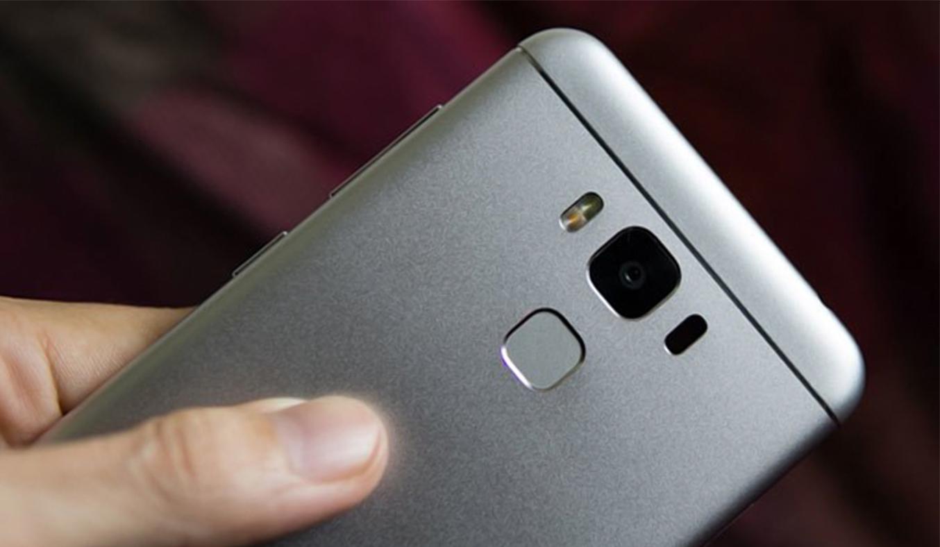 Điện thoại Asus Zenfone 3 Max ZC553KL hiện đại