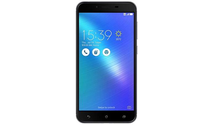 Điện thoại Asus Zenfone 3 Max ZC553KL màn hình rõ ràng