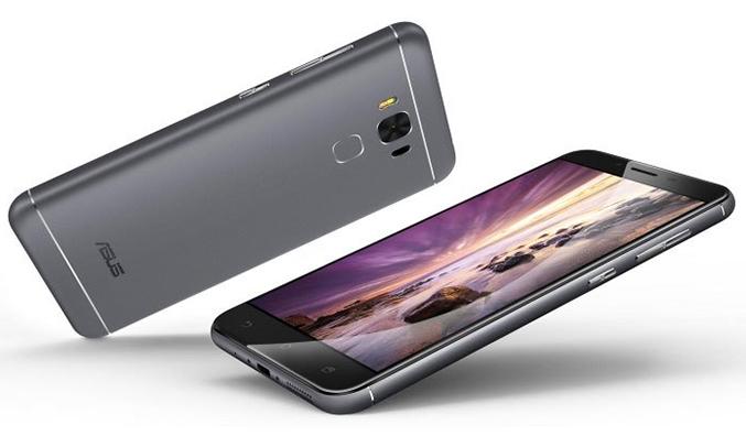 Điện thoại Asus Zenfone 3 Max ZC553KL hoạt động mạnh mẽ